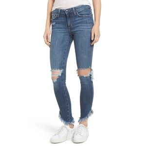 Joe's Jeans Icon Mid Rise Skinny Ankle Aydin NWT